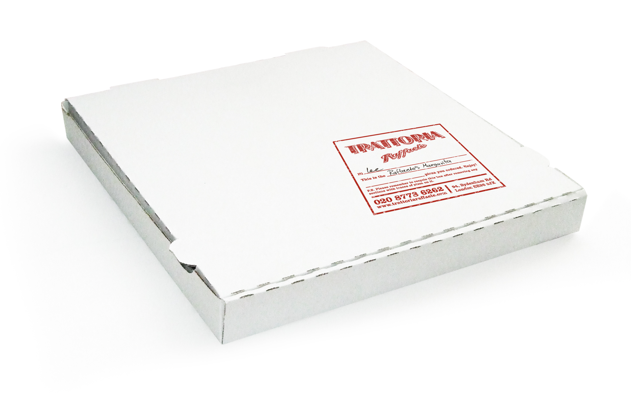 Pizza Boxes Printing Online - BeePrinting UK